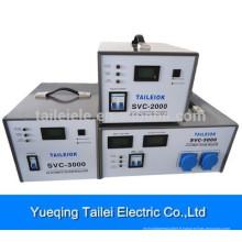 Régulateur de tension automatique monophasé 220V à courant alternatif
