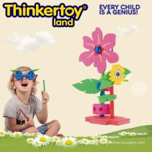 Beautiful Flower Model Education Toy for Children