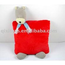 juguete de almohada lindo y suave