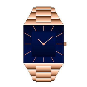 High Fashion Lady's Steel Gift Watch
