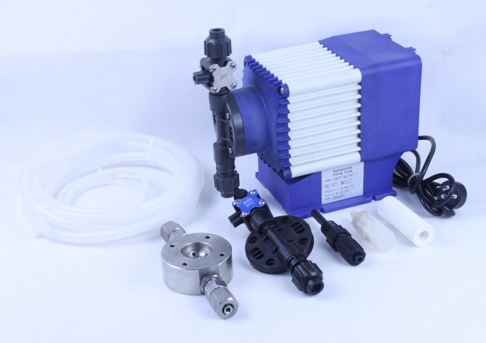 Solenoid pump