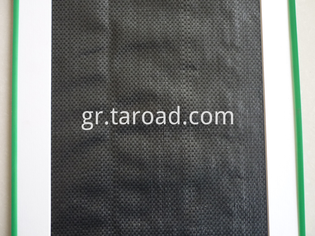 PP/PE woven geotextile