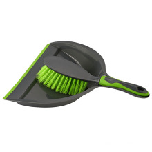 Table Cleaning Dustpan & Sweeping Brush Set with Plastic Handle