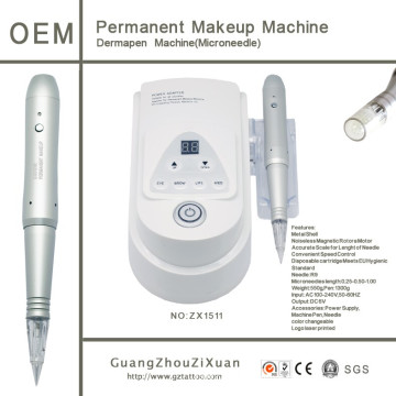 Newest Intelligent Korean Tattoo Permanent Makeup Machine