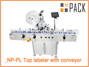Automatic plane Labeling Machine for bag