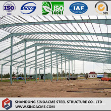Pre Engieered Steel Gabled Frame for Workshop