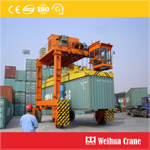 Port Container Sraddle Carrier