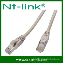 Câble de cordon de connexion FTP Cat5e