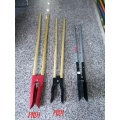Garden Transplanting Long Handle Post Hole Digger