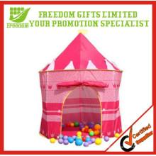 Alta calidad Easy Fold Up Castle Tiendas para niños