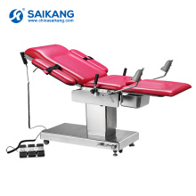 A99-5 Hospital Electric Gynecology Delivery Clinical Childbirth Bed