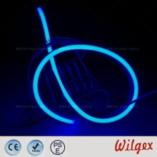 Blue LED Neon tape flex light