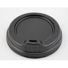 Black Disposable PP Lids