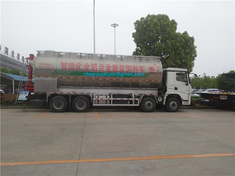 Feed Bulk Truck 3