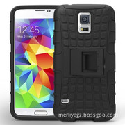 Combo Hybrid Cell Phone Case for Samsung Galaxy S5 I9600