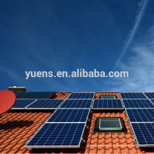 Inicio Aplicación DIY Panel solar Kits Estructura de montaje del panel solar de aluminio