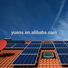 Application à la maison bricolage panneau solaire panneaux en aluminium panneau solaire Structure de montage