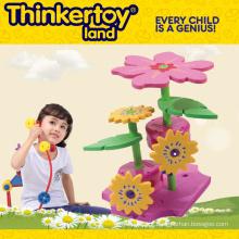 Brinquedo educativo plástico da inteligência para crianças