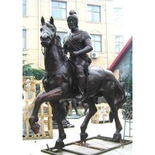 Estátua Centauro de Bronze HVLA-229R