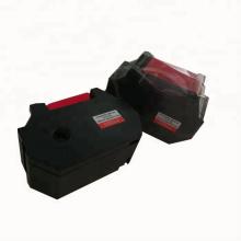 Porte postal vermelho fita FP carimbo franqueador franco máquina cartucho t1000