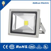 Lámpara de inundación COB LED blanco cálido Energy Star 30W 220V