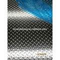 polished aluminum diamond plate/sheet