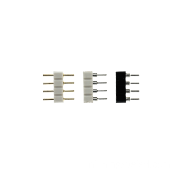 Adapter Pin RGB LED light strip 10mm Strip Connector
