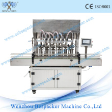 High Efficiency Six Heads Paste Automatic Filling Machine