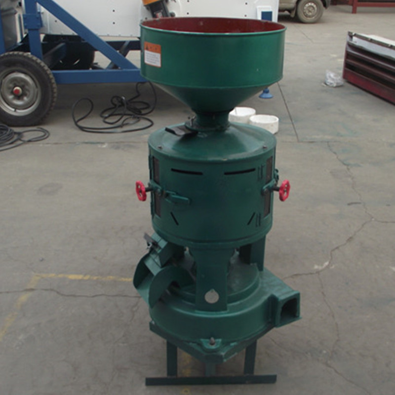 Grain Hulling Machine