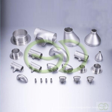 Stainless Steel Seamless Pipe Fittings Elbow/ Tee/ Reducer