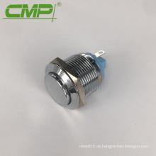 Zugelassene 19 mm Kupfer- oder Messing-Drucktastenschalter von Rohs