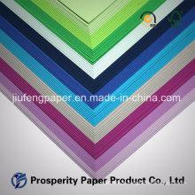 Papel de cor de alta qualidade 180GSM