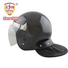 Полиция Ударопрочное Сопротивление Анти Защитное Снаряжение Шлем