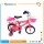 Venda Por Atacado Kids Bike 16 Inch Hi-ten Steel Children Beach Cruiser Bike