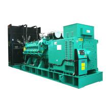 Generador diesel de alto voltaje de 50Hz 1500kw Googol 3kv-11kv