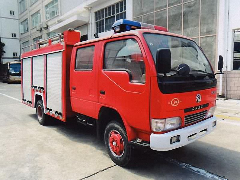 Fire Truck Fire Engine 4