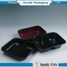 Plastikfleischverpackungsbehälter