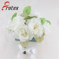 2015 New Arrival Artificial Flower Bridal Wedding Bouquet Holder