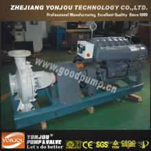 Pompe d'irrigation d'agriculture diesel