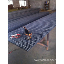 Fixed Competitive Price for Serrated Steel Grating Galvanized Serrated Steel Grating supply to Mayotte Factory