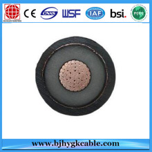6.35/11kv MV cable 630mm2 XLPE insulated power cable steel wire armoured