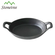 Mini Cast Iron Cookware Skillet Frying Pan