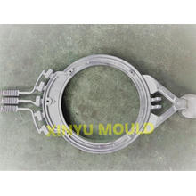 Round LED lighting Housing Ring Casting
