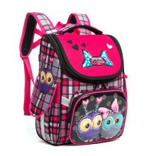 Retail Fashion Owl EVA Hard Shell School Backpack 3D Cartoon Kids School Bag for Boys and Girls