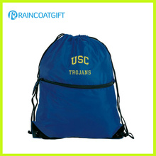 Wholesale Customized 100% Polyester Drawstring Bags RGB-098