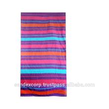Cotton beach towel manufacturer