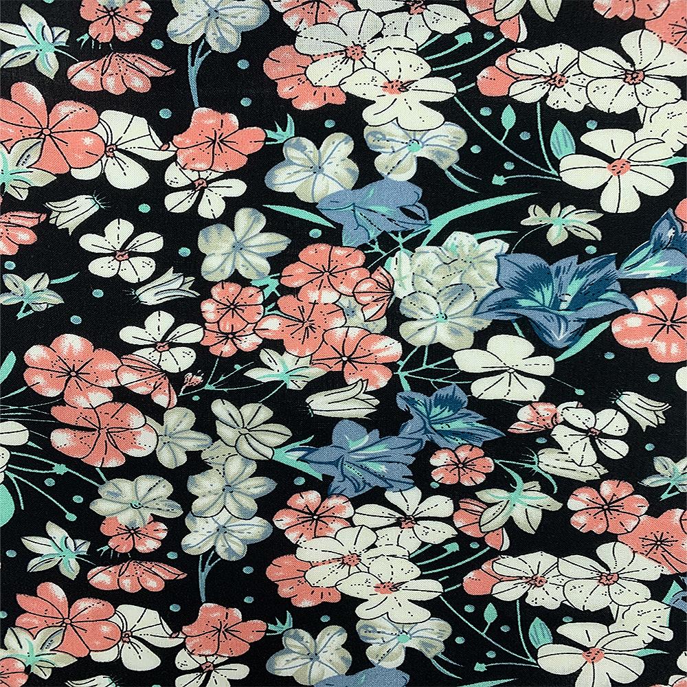 Digital Printed Rayon Fabric 3