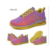 Knitting Sports Shoes Men Running Shoes