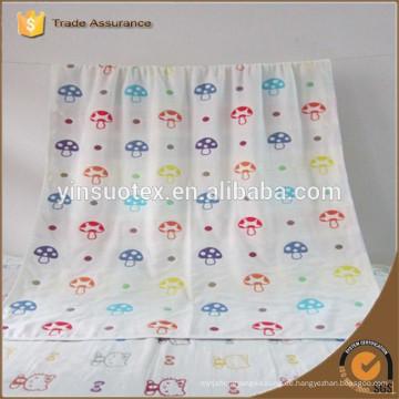 Heiße Design 4-Schicht Muslin Decke, Muslin Baby Decke