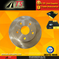 Disc brake auto brake system brake rotor good quality manufacture